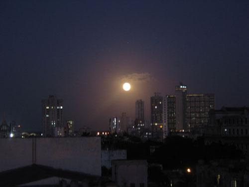 moon in havana
