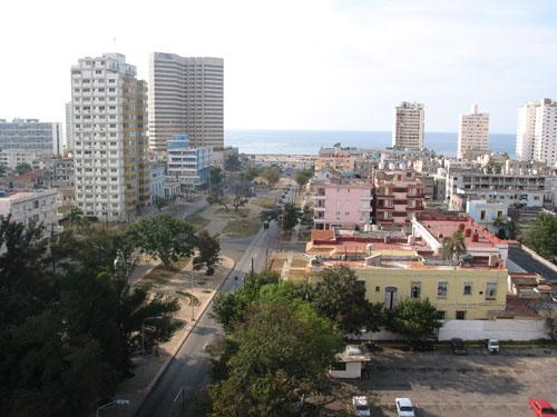 calle Paseo, Havana