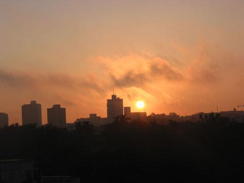 sunrise_havana_arquitecture